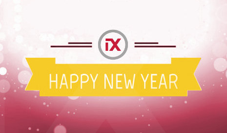 IXIT happy new year 2018